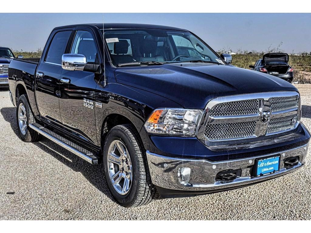 2018 Ram 1500 Crew Cab 4x4, Pickup #JS128782 - photo 3