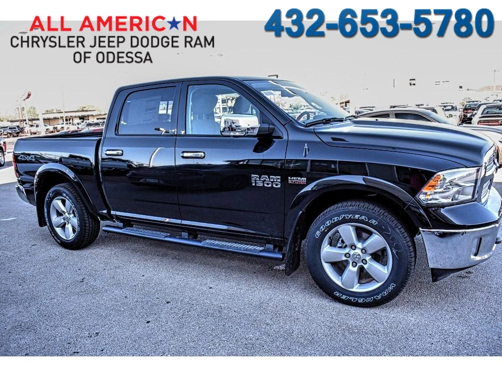 2018 Ram 1500 Crew Cab, Pickup #JS143507 - photo 1