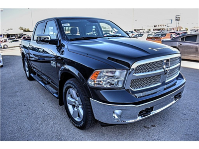2018 Ram 1500 Crew Cab, Pickup #JS143507 - photo 4