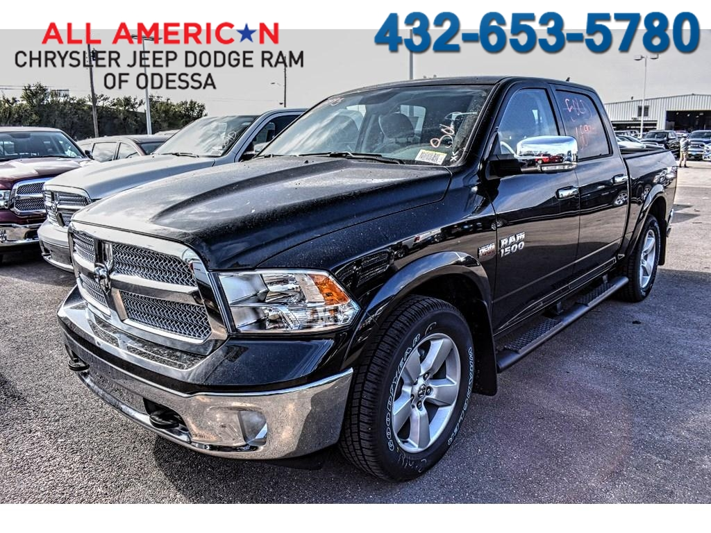 2018 Ram 1500 Crew Cab Pickup #JS143509 - photo 1