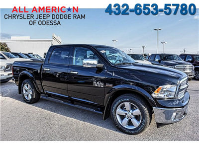 2018 Ram 1500 Crew Cab, Pickup #JS143726 - photo 1