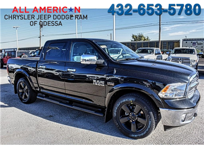 2018 Ram 1500 Crew Cab Pickup #JS149862 - photo 1