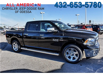 2018 Ram 1500 Crew Cab Pickup #JS155236 - photo 1
