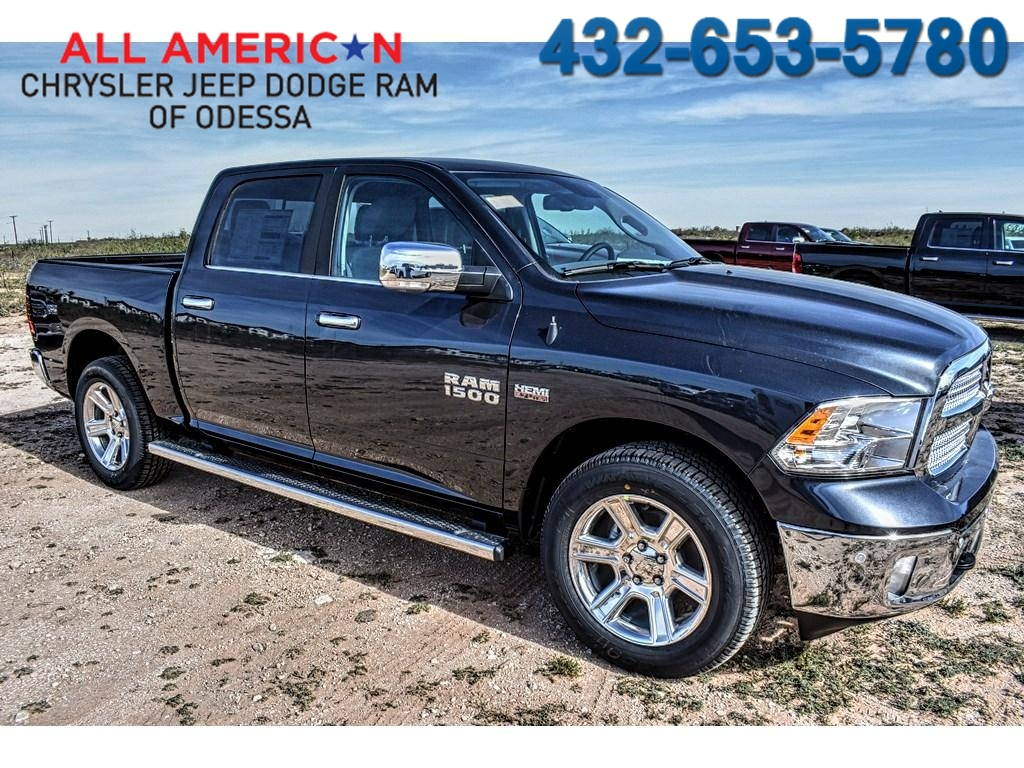 2018 Ram 1500 Crew Cab, Pickup #JS155238 - photo 1
