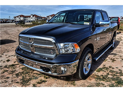 2018 Ram 1500 Crew Cab, Pickup #JS155238 - photo 5