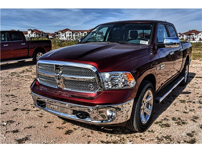 2018 Ram 1500 Crew Cab, Pickup #JS161025 - photo 5