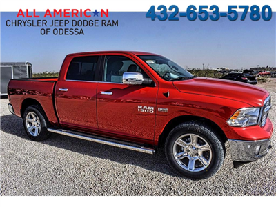 2018 Ram 1500 Crew Cab, Pickup #JS161027 - photo 1
