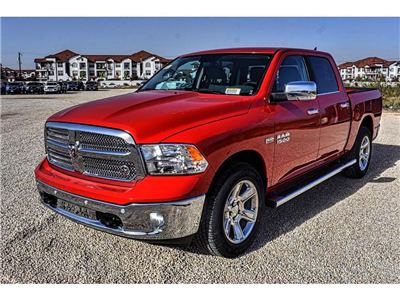 2018 Ram 1500 Crew Cab, Pickup #JS161027 - photo 5