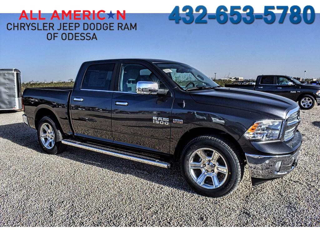 2018 Ram 1500 Crew Cab, Pickup #JS161030 - photo 1