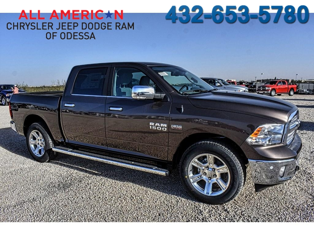 2018 Ram 1500 Crew Cab Pickup #JS161035 - photo 1