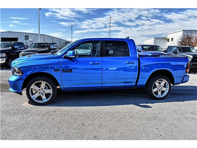 2018 Ram 1500 Crew Cab, Pickup #JS181035 - photo 8