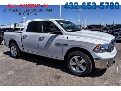 2018 Ram 1500 Crew Cab 4x4,  Pickup #JS226996 - photo 1