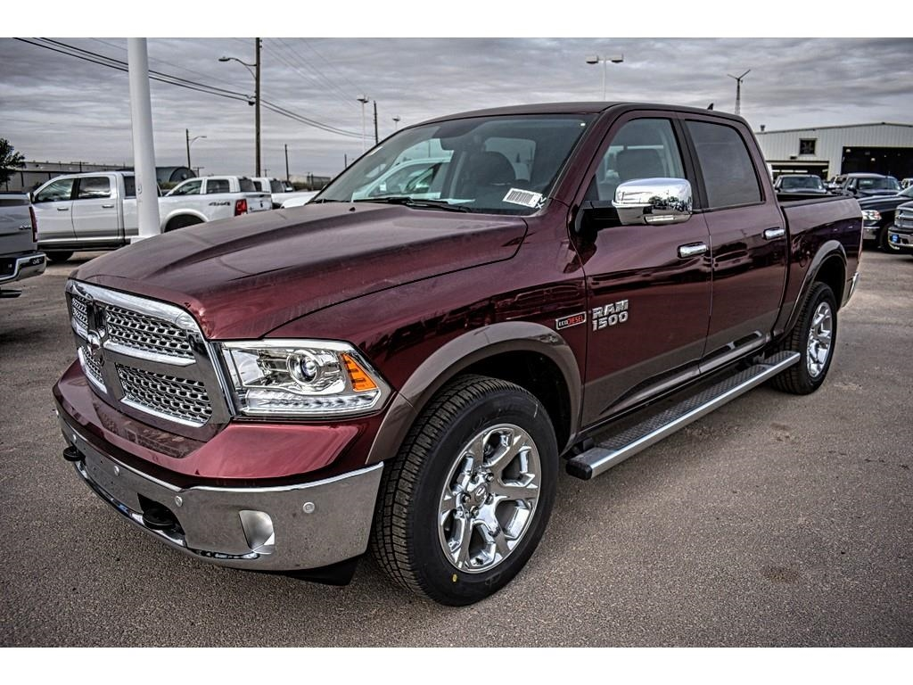 2018 Ram 1500 Crew Cab 4x4, Pickup #JS231899 - photo 6