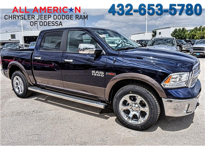 2018 Ram 1500 Crew Cab 4x4, Pickup #JS231903 - photo 1