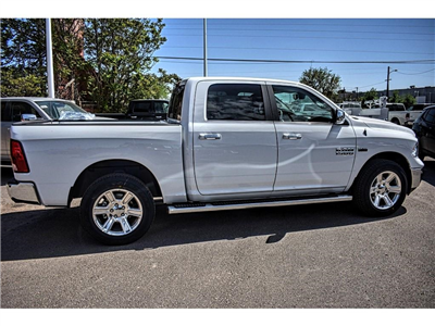 2018 Ram 1500 Crew Cab 4x4, Pickup #JS267808 - photo 12