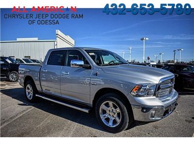 2018 Ram 1500 Crew Cab 4x4, Pickup #JS268575 - photo 1
