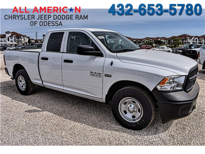 2018 Ram 1500 Quad Cab 4x4, Pickup #JS277966 - photo 1