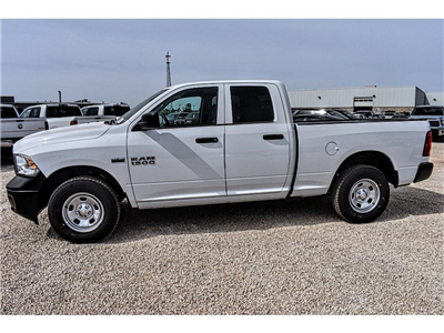 2018 Ram 1500 Quad Cab 4x4, Pickup #JS277966 - photo 7