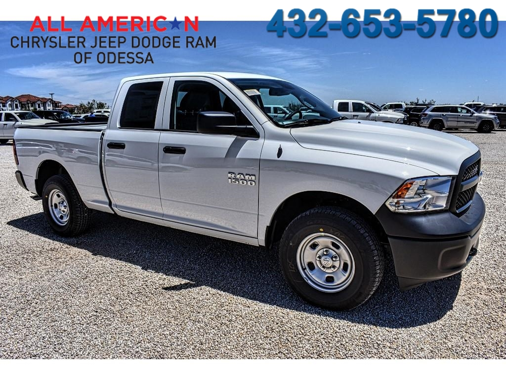 2018 Ram 1500 Quad Cab 4x4,  Pickup #JS331785 - photo 1