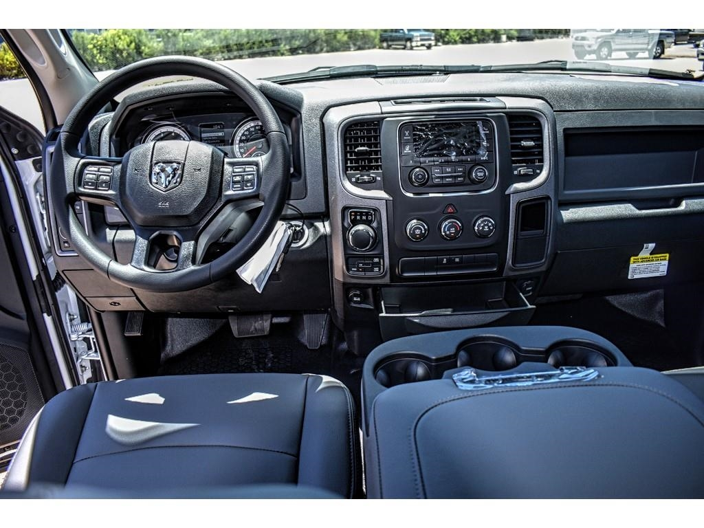 2018 Ram 1500 Quad Cab 4x4,  Pickup #JS331785 - photo 17