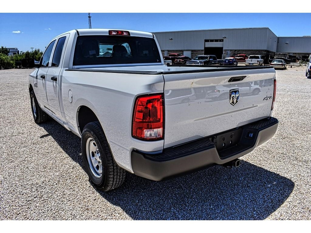 2018 Ram 1500 Quad Cab 4x4,  Pickup #JS331785 - photo 9