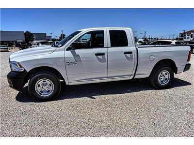 2018 Ram 1500 Quad Cab 4x4,  Pickup #JS331785 - photo 7