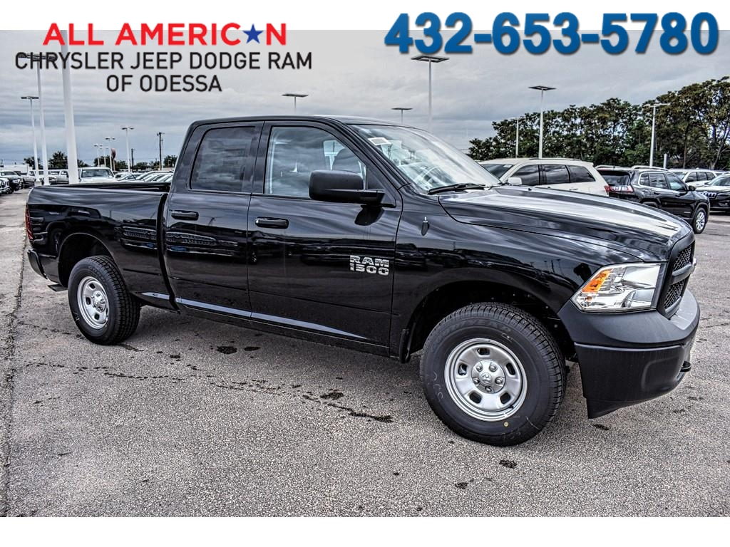 2018 Ram 1500 Quad Cab 4x4,  Pickup #JS331809 - photo 1