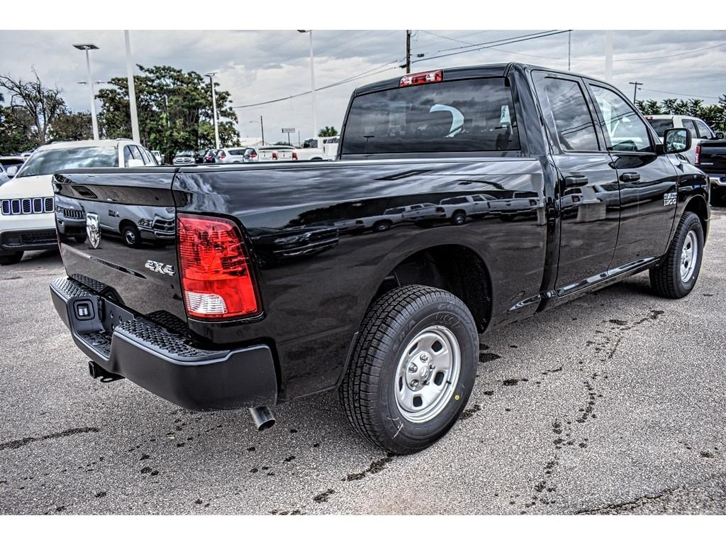 2018 Ram 1500 Quad Cab 4x4,  Pickup #JS331809 - photo 2