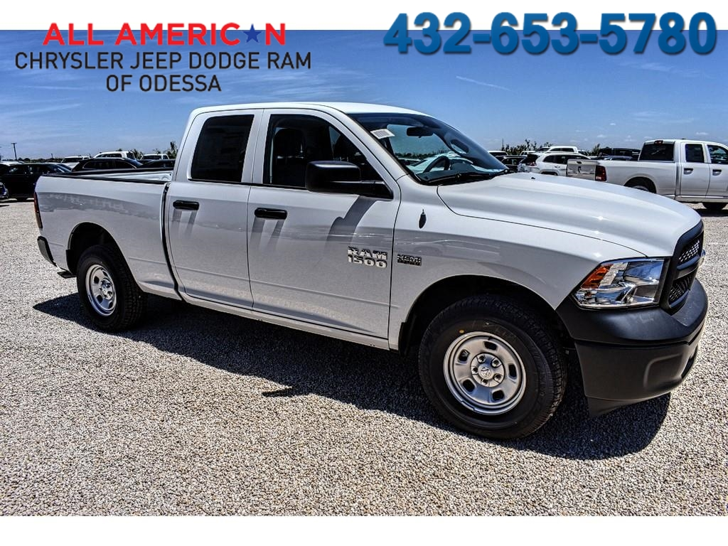2018 Ram 1500 Quad Cab 4x4,  Pickup #JS352122 - photo 1