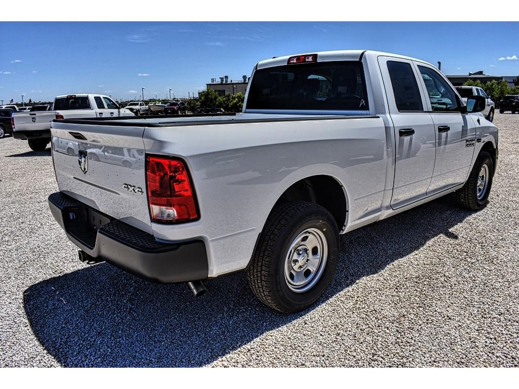 2018 Ram 1500 Quad Cab 4x4,  Pickup #JS352122 - photo 2