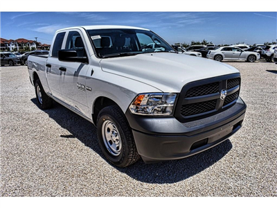 2018 Ram 1500 Quad Cab 4x4,  Pickup #JS352122 - photo 3