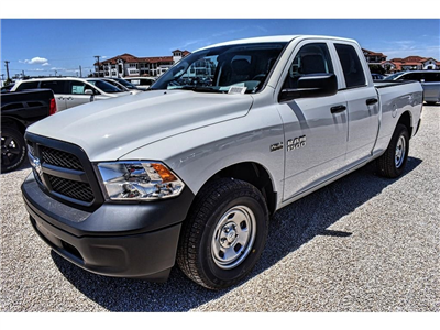 2018 Ram 1500 Quad Cab 4x4,  Pickup #JS352122 - photo 6