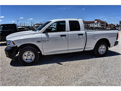 2018 Ram 1500 Quad Cab 4x4,  Pickup #JS352122 - photo 7