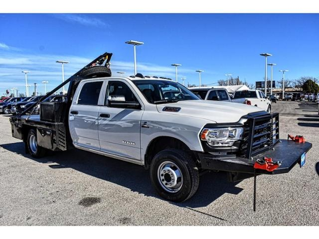 2019 Ram 3500 Crew Cab DRW 4x4, Stahl Other/Specialty #KG597876 - photo 1