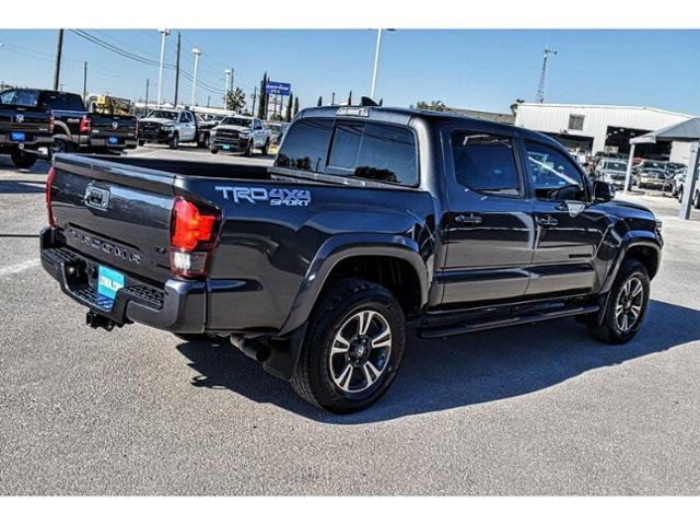 2019 Toyota Tacoma Double Cab 4x4, Pickup #KM222587A - photo 1