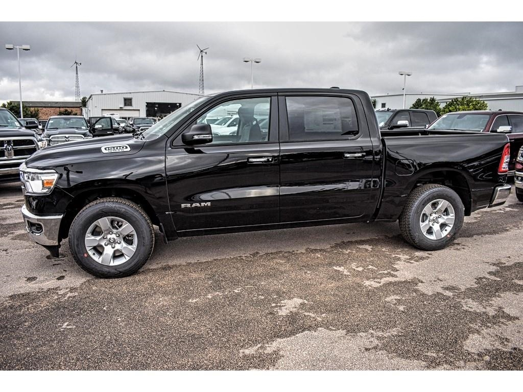 2019 Ram 1500 Crew Cab 4x2,  Pickup #KN548961 - photo 7