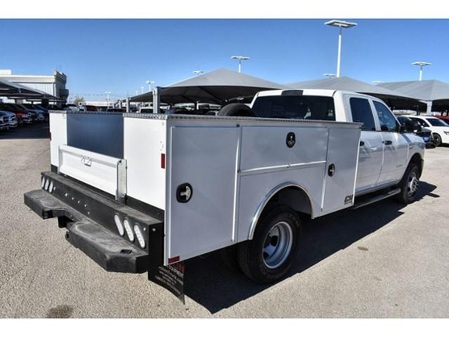 2020 Ram 3500 Crew Cab DRW 4x4, Service Body #LG307561 - photo 1