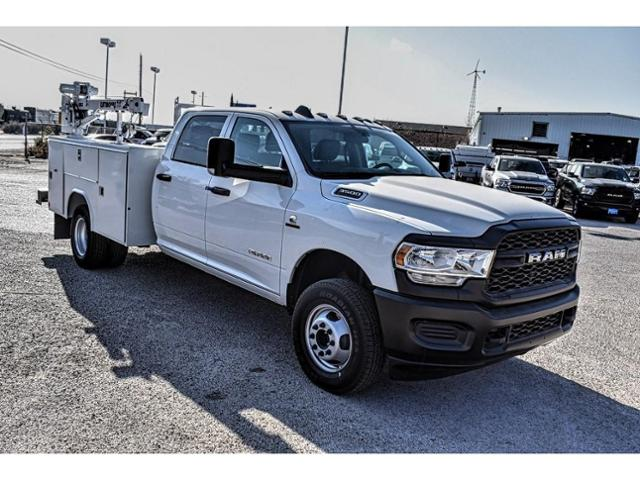 2020 Ram 3500 Crew Cab DRW 4x4, Reading Mechanics Body #LG307565 - photo 1