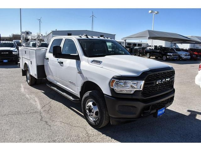 2020 Ram 3500 Crew Cab DRW 4x4, Reading Service Body #LG307566 - photo 1