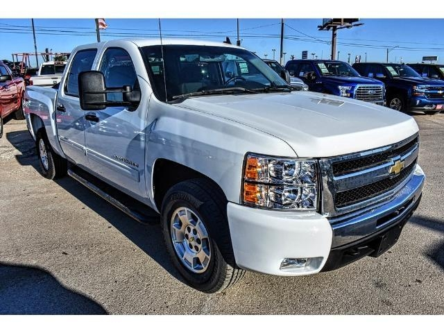 2010 Silverado 1500 Crew Cab 4x4, Pickup #AG220461P - photo 3