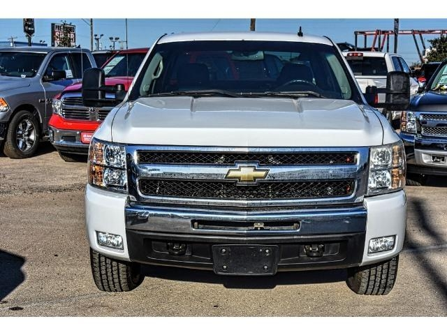 2010 Silverado 1500 Crew Cab 4x4, Pickup #AG220461P - photo 4