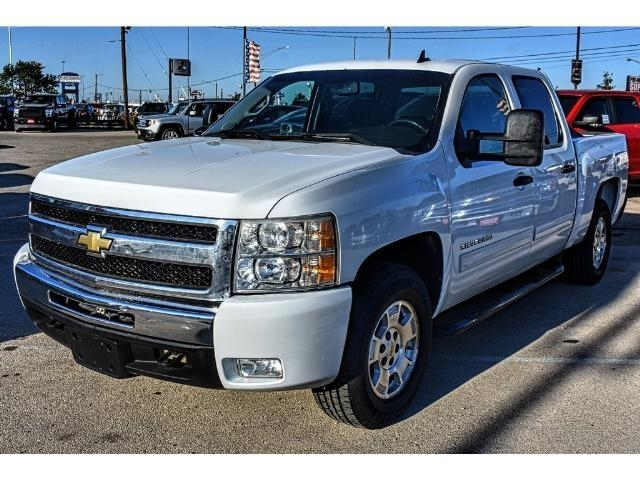 2010 Silverado 1500 Crew Cab 4x4, Pickup #AG220461P - photo 5