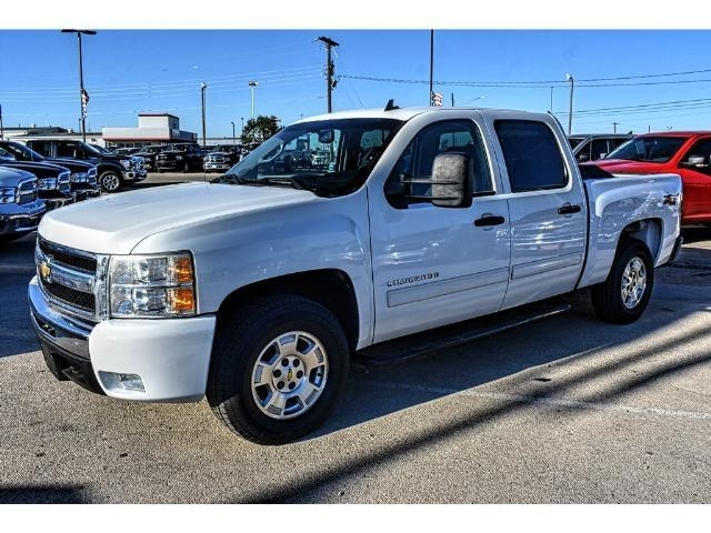 2010 Silverado 1500 Crew Cab 4x4, Pickup #AG220461P - photo 6