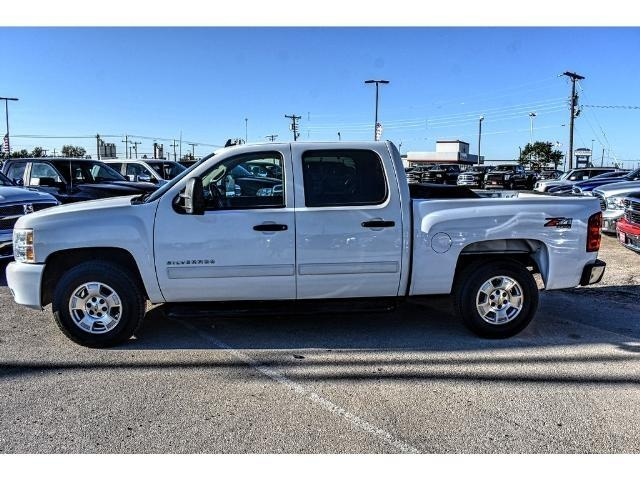 2010 Silverado 1500 Crew Cab 4x4, Pickup #AG220461P - photo 7