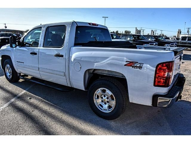 2010 Silverado 1500 Crew Cab 4x4, Pickup #AG220461P - photo 8
