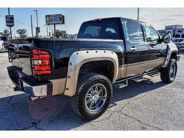 2013 Silverado 1500 Crew Cab 4x4, Pickup #DG344963A - photo 11