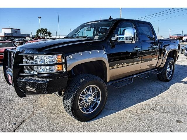 2013 Silverado 1500 Crew Cab 4x4, Pickup #DG344963A - photo 6