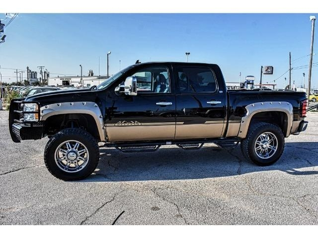 2013 Silverado 1500 Crew Cab 4x4, Pickup #DG344963A - photo 7