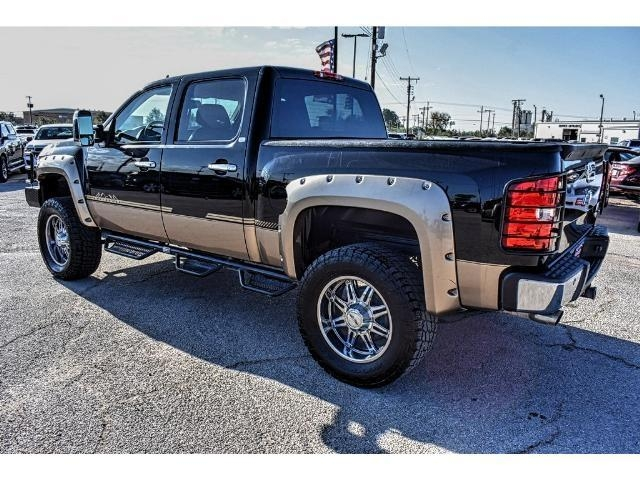 2013 Silverado 1500 Crew Cab 4x4, Pickup #DG344963A - photo 8