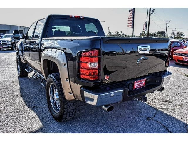 2013 Silverado 1500 Crew Cab 4x4, Pickup #DG344963A - photo 9
